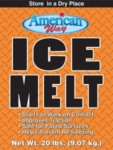 American Way Ice Melt 20lbs