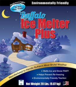 Buffalo Ice Melter Plus 20lbs