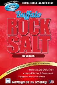 Buffalo Rock Salt 50lbs