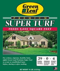 Green Leaf Super Turf 14lbs