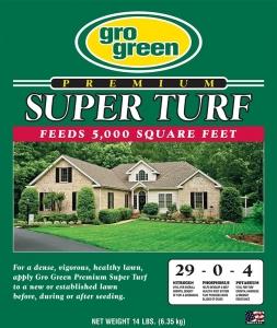 Gro Green Super Turf 14lbs