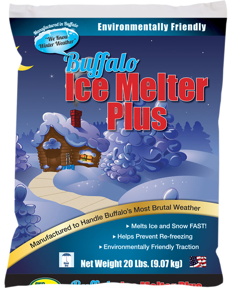 Buffalo Ice Melter Plus - 20 lbs