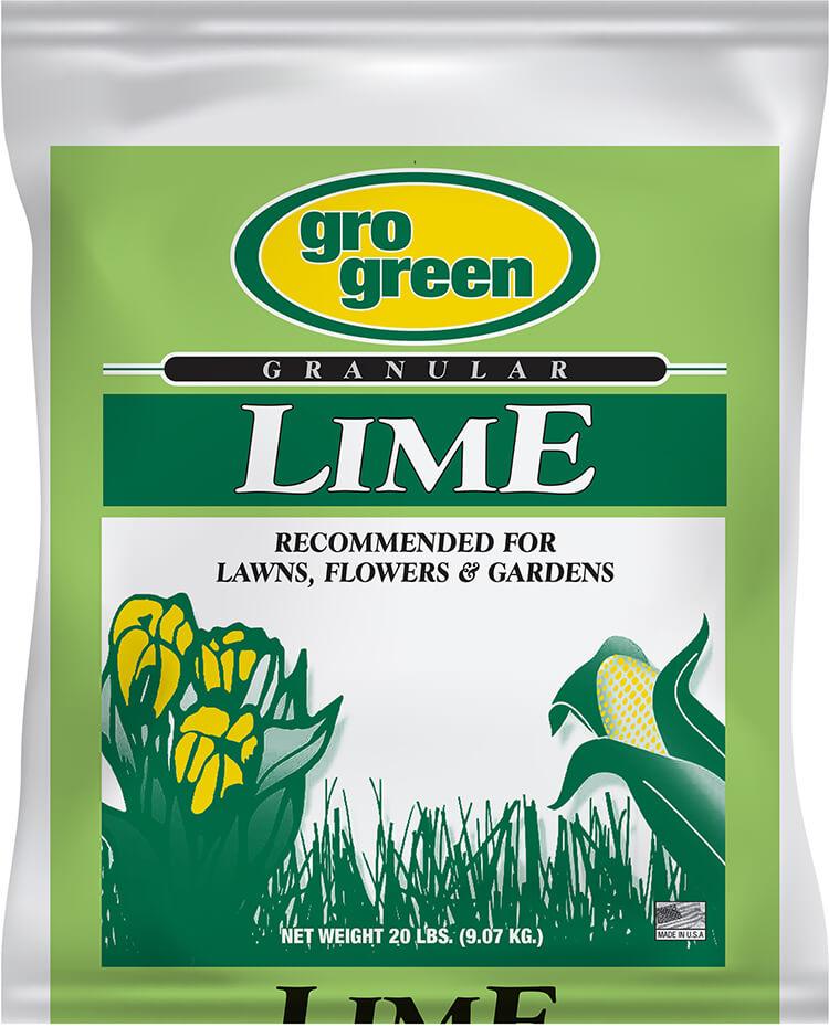 Gro Green Lime - 20 lbs
