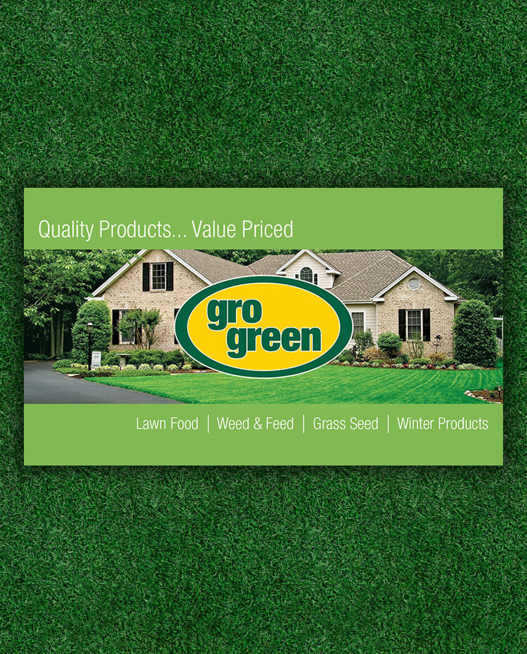 Gro Green - Quality Products, Value Priced