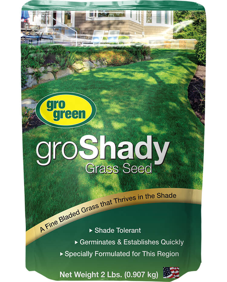 Gro Green groShady Grass Seed - 2 lbs